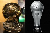 What Are Ballon d'Or And FIFA Best Awards?