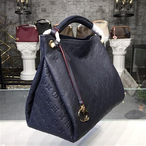 louis vuitton artsy mm monogram empreinte leather aaa handbag