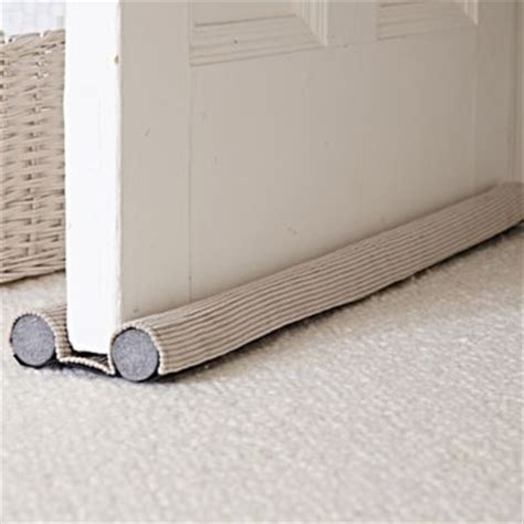 Doublesided Underdoor Draught Excluder