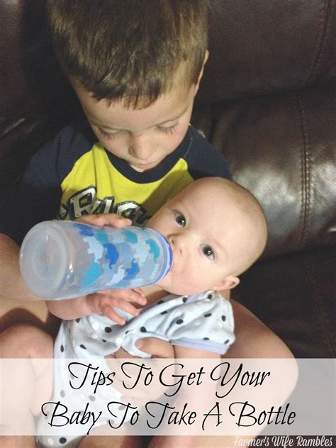 Potty Train Earliest Tips For Baby To Take Bottle Quickly
