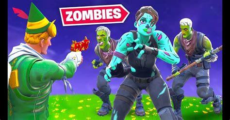 Fortnite Wallpaper Hd Fortnite Zombies Horde Custom