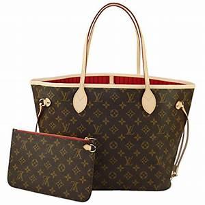 Louis Vuitton Handtasche : louis vuitton handtasche neverfull mm monogram m41177 ~ Watch28wear.com Haus und Dekorationen