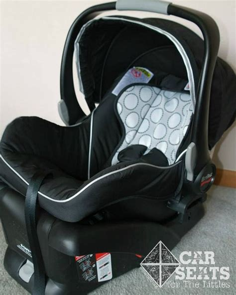 britax  safe infant car seat review wwwcsftlorg rear