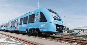 Train à L Arrivée : l 39 allemagne lance le premier train hydrog ne au monde ~ Medecine-chirurgie-esthetiques.com Avis de Voitures