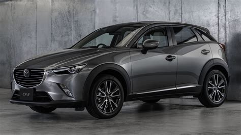 2017 Mazda Cx-3 Now On Sale In Malaysia, With G-vectoring