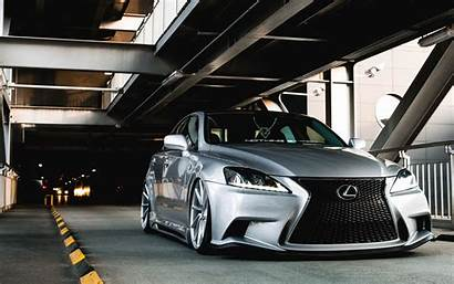 Lexus Tuning 4k Stance Silver Wallpapers Ultra