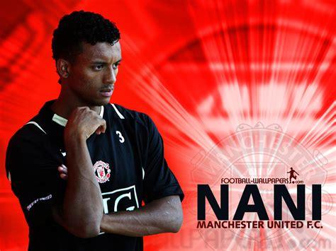 cool sports players nani  manchester united