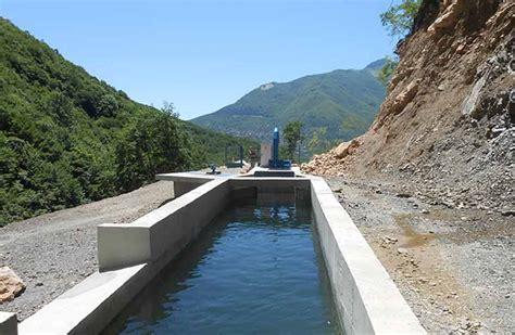Mungesa e ujit në Maqedoni ndalon prodhimin e rrymës ...