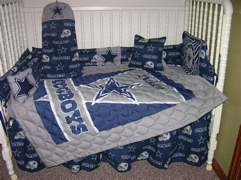 Dallas Cowboys Crib Bedding by New Crib Nursery Bedding M W Dallas Cowboys Fabric