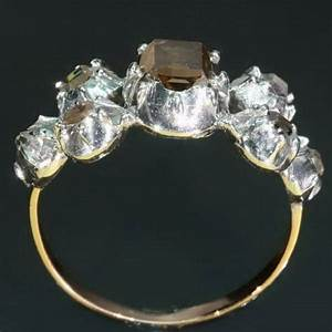 antique jewelry impressive 18th century diamond engagement With 18th century wedding rings