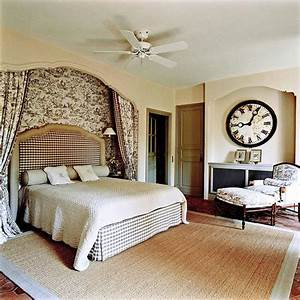 bedroom decorating ideas totally toile traditional home With toile de jouy decoration