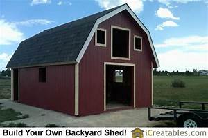 barn shed plans classic american gambrel diy barn designs With big barn shed