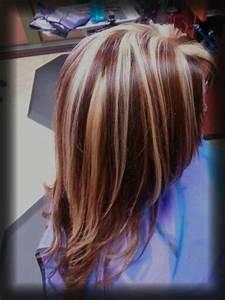 Blonde & auburn lowlights | Hair love | Pinterest | Blondes