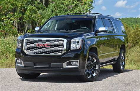 2019 Gmc Yukon Denali 2019 gmc yukon xl denali 4wd review test drive