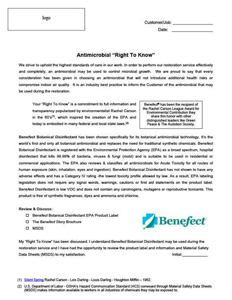 Documents | Benefect
