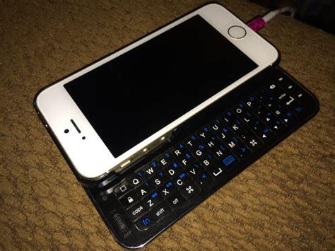 iphone 5 keyboard ikross iphone 5 5s bluetooth keyboard iphone