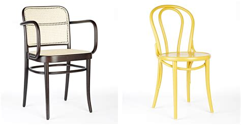 Thonet Bentwood Chair History by Dating Thonet Chairs