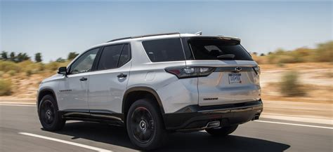2019 Chevrolet Traverse Redline, Review And Price 2018