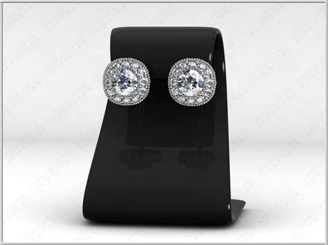 25599 Kinlaw Earrings  Stone Oak Jewelers