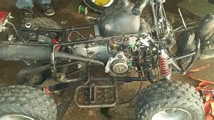 Identify Chinese Quad And Parts Help