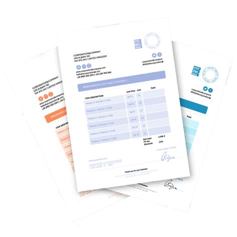 blank invoice templates  results