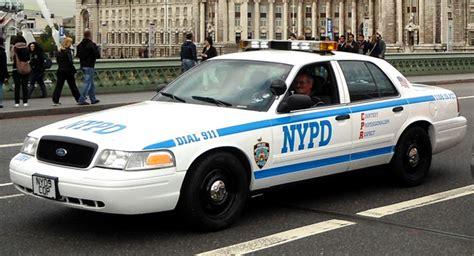 Former U.s. Ford Police Interceptors Find New Life In