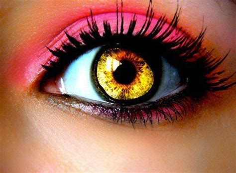 Beautiful Eyes Close Up With Makeup  Mobile Wallpapers