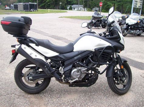 Used 2012 Suzuki V-strom 650 Abs Motorcycles In Wisconsin