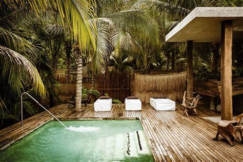 tulum beach spa resort tulum luxury design hotel