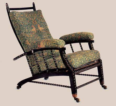 history   morris chair arts crafts furniture