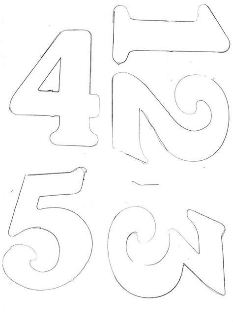 large numbers print   paper  numbers suitable