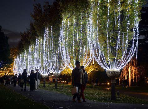 Garten Berlin Weihnachtsbeleuchtung by Weihnachtsbeleuchtung Aus Der Ganzen Welt Greenspired