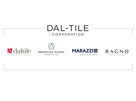 Dal Tile Corporation Locations by Dal Tile Differentiated Four Distinct Brands Commercial