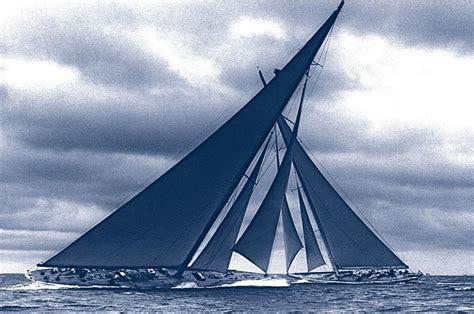 Cheveyo J-Class racing yacht | wordlessTech