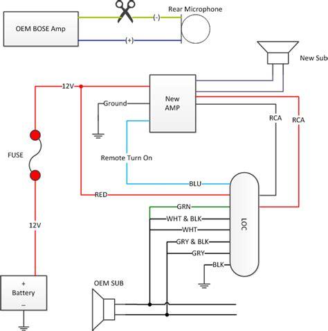 Diy Subwoofer Amplifier Installation Nissan Forum
