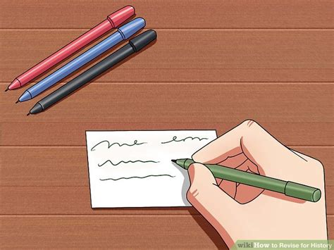 How To Revise For History (with Pictures) Wikihow