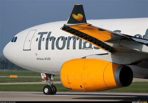 G-MDBD - Thomas Cook Airbus A330-200 at Manchester | Photo ...
