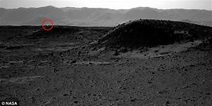 Nasa claims to have solved mystery of the light on Mars ...