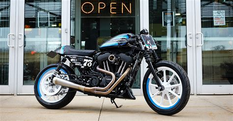 Modification Harley Davidson Iron 1200 by Building A Sportster Iron 1200 With Five Total Strangers