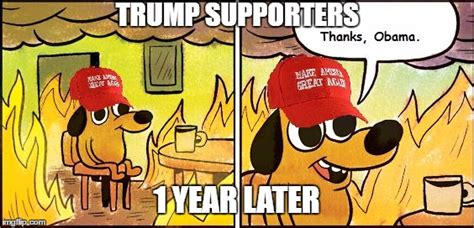 This Is Fine Meme Template by Imgflip Create And Share Awesome Images