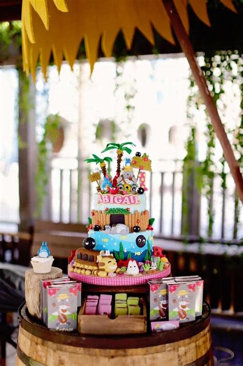 karas party ideas tropical tiki birthday party karas