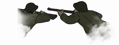 Soldier Ww1 War Soldiers Silhouette Canadian Transparent