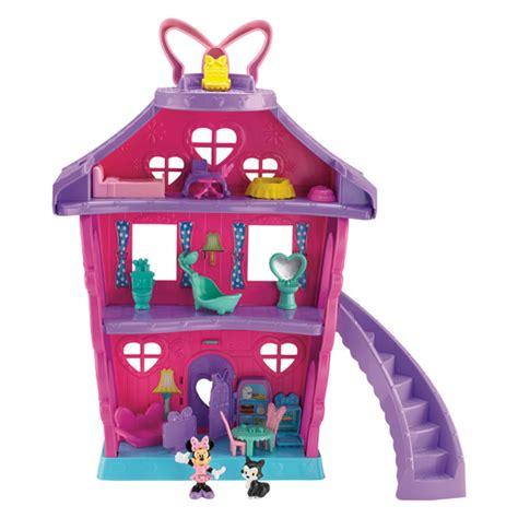 grande maison minnie fisher price friends king jouet