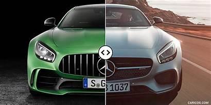 Gt Mercedes Amg Vs
