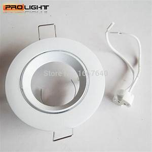 Led ceiling lamp holder gu mr lighting spot