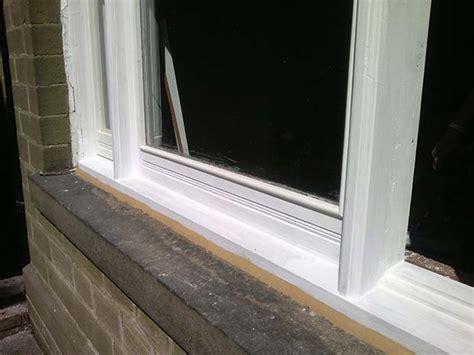 Window Sill Filler by Repairing Windows Homebuilding Renovating