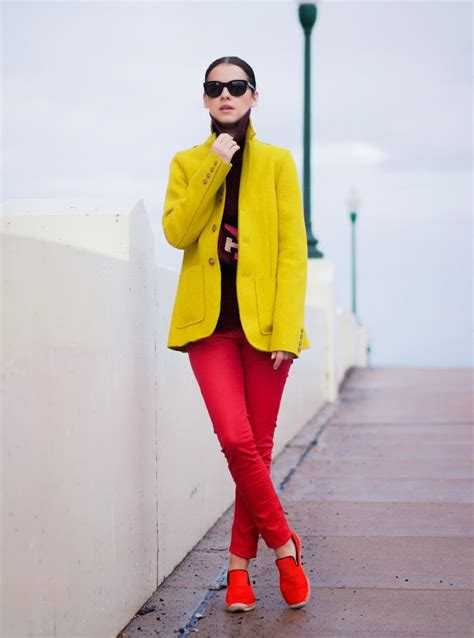 What Shoes To Wear With Colored Pants u2013 Fashion Twin