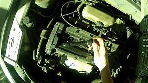 How To Change Spark Plugs Hyundai Accent 01 - 05