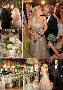 437 best Celebrity Wedding Pics images on Pinterest ...
