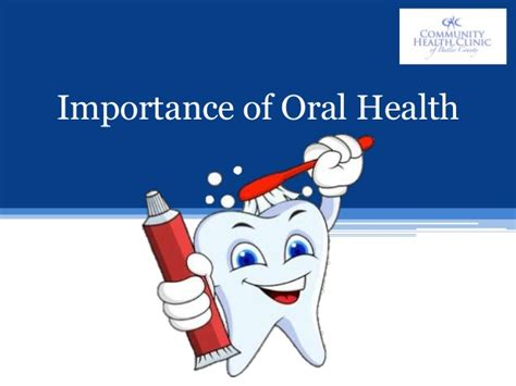 jameel abdul mateen importance of oral health